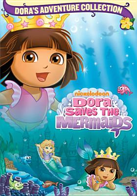 DORA THE EXPLORER:DORA SAVES THE MERM BY DORA THE EXPLORER (DVD)